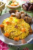 Mellanöstern mat — Stockfoto