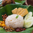 Nasi lemak — Stock Photo #40963379