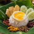 Nasi lemak — Stock Photo #40963397