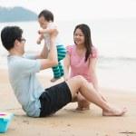 Asian family — Stock Photo #40963623