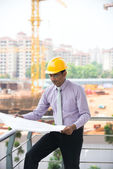 Indian architect — Stock Photo