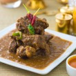 Mutton curry, indian cuisine — Stock Photo #45190349