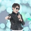 Asian rock star — Stock Photo #5029126