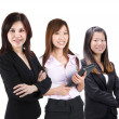 Confident asian business woman — Stock Photo #7184480