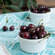 Fresh cherry — Stock Photo
