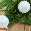 Christmas decorations — Stock Photo #34681219