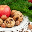 Christmas cookies — Stock Photo #35125913