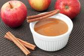 Salsa di mele — Foto Stock