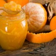 Orange jam — Stock Photo #34487845