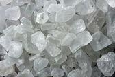 Salt crystals — Стоковое фото