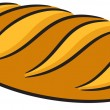Stock Vector: Bread Vector
