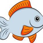 Постер, плакат: Exotic Fish