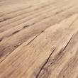 Wood Texture, Wooden Grain Background, Desk in Perspective Close Up, Striped Timber — Stock Photo #16925275