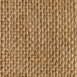 Fabric texture background of seamless linen sacking cloth, hessian sackcloth — Stock Photo #45782179