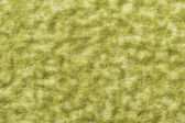 Wool texture background, macro of green woolen fabric, hairy fluffy textile — Stock Photo