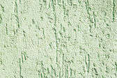 Stucco texture, rough ragged plaster background, scratched cracked wall — Stock Photo