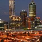 Perth Skyline — Stock Photo #2018521