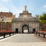 Alba Iulia stronghold in Romania — Stock Photo #12032471