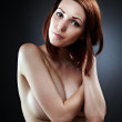 Gorgeous topless woman — Stock Photo #12899510
