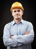Construction engineer — Foto Stock