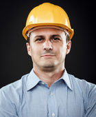 Construction engineer — Stok fotoğraf