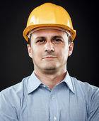 Ingeniero de construcción — Foto de Stock