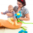 Happy mother and child — Stock Photo #14740697