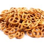 Baked pretzels — Stock Photo #16972599