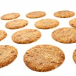 Royalty-Free Stock Photo: Digestive biscuits
