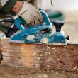 Carpentry - Foto Stock