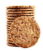 Digestive biscuits — Stock Photo