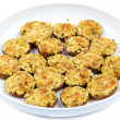 Royalty-Free Stock Photo: Stuffed mushrooms