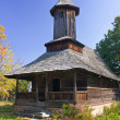 Old church from Romania — Stock Photo #2251327
