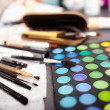 Professional makeup kit — Stock Photo #23915617