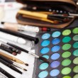 Professional makeup kit — Stock Photo #23915621