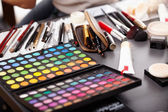 Professionele make-up kit — Stockfoto