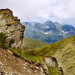 Romanian Carpathians — Stock Photo