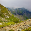 Romanian Carpathians — Stock Photo