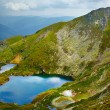 lake capra in romania — Stock Photo