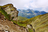 ルーマニアのカルパチア山脈 — ストック写真