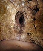 Coiba Mare cave in Romania — Stock Photo