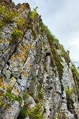 Detunatele massif, Romania — Stock Photo