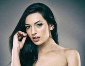 Glamour hispanic woman — Stock Photo