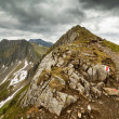Fagaras mountains in Romania — Stock Photo #49597429