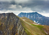 Fagaras mountains in Romania — 图库照片