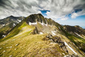 Fagaras mountains in Romania — Foto de Stock