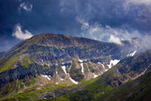 Fagaras mountains in Romania — Foto Stock