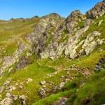 Fagaras mountains in Romania — Stock Photo #50724711