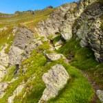 Fagaras mountains in Romania — Stock Photo #50724979