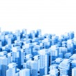 3d city — Stock Photo #13171141